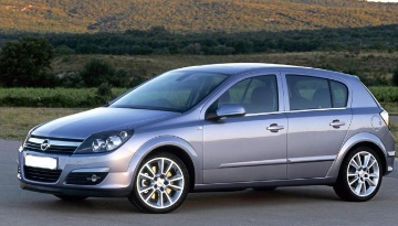 Rent a Car Beograd - Opel Astra H - Central